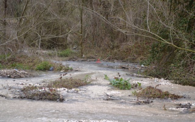 Wastewater treatment and the problem of pollution